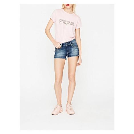 Pepe Jeans dámské denim kraťasy Ribble short