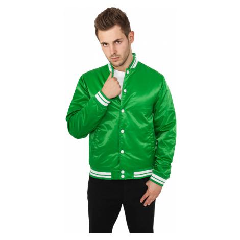 Mens Shiny College Jacket Urban Classics