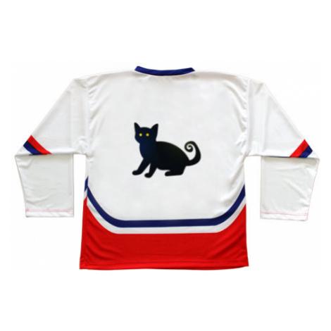 Hokejový dres ČR Halloween cat