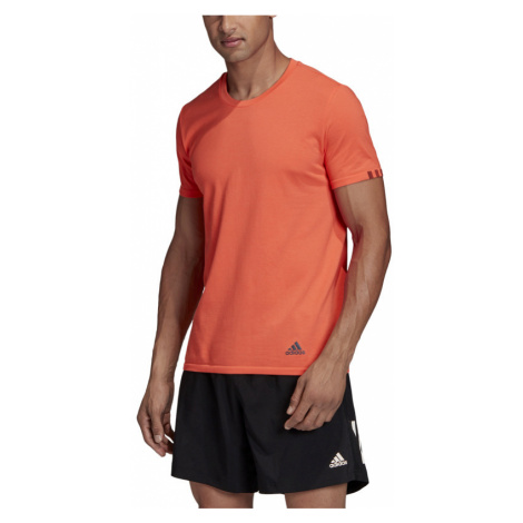 Pánské tričko adidas 25/7 oranžové