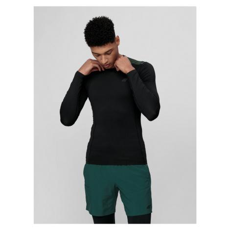 Pánské tréninkové tričko s dlouhými rukávy 4F