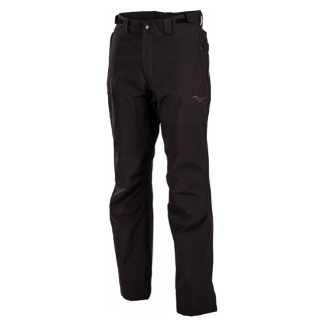 Hi-Tec TRAMAN SOFTSHELL PANTS LIGHT černá - Pánské outdoorové softshellové kalhoty
