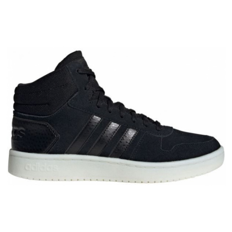 adidas HOOPS 2.0 MID W černá - Dámská vycházková obuv