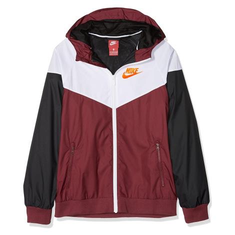 Dětská bunda Nike Sportswear Windrunner Červená / Více barev