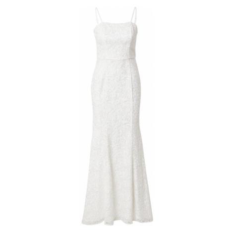 Chi Chi London Společenské šaty 'Caroline ' bílá