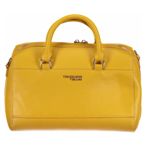 TRUSSARDI kabelka Barva: Žlutá