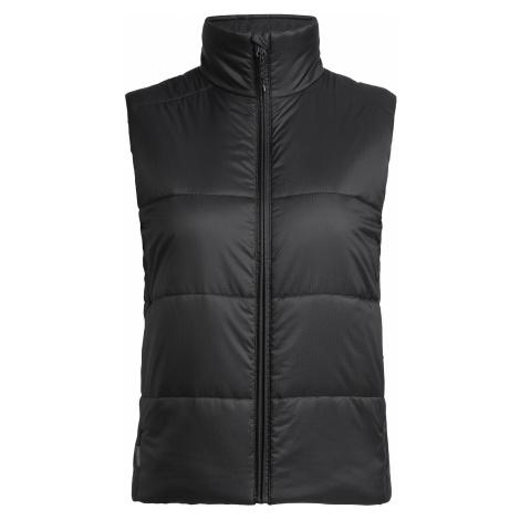 Dámská vesta ICEBREAKER Wmns Collingwood Vest, Black Icebreaker Merino
