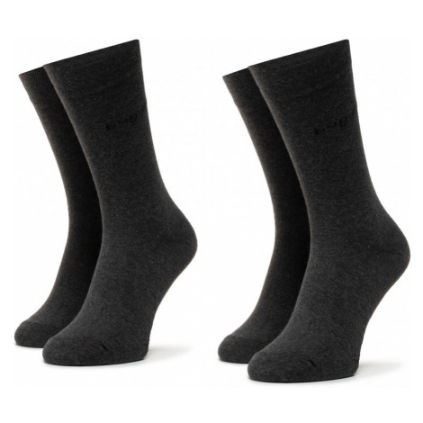 Bugatti pánské ponožky sada 2 páry 6702/620