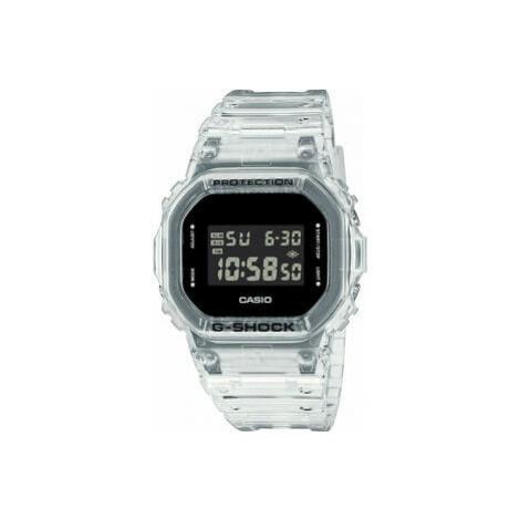 Casio G-Shock DW 5600SKE-7ER průhledné