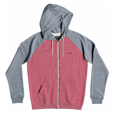 Mikina Quiksilver Everyday Zip garnet heather