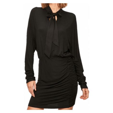 Černé elastické šaty LIU JO