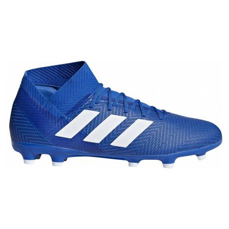 Kopačky Adidas Nemeziz 18.3 FG Modrá