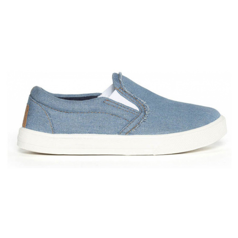 Slip-On BOSTON Tmavě modré Teen Oldcom