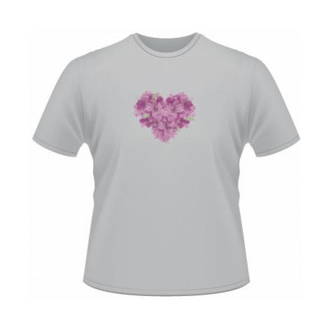 Pánské tričko SuperStar Šeříkové srdce