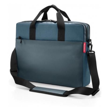 Taška přes rameno Reisenthel Workbag Canvas blue