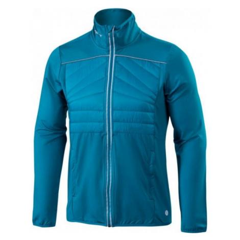 Klimatex FJOR modrá - Pánská běžecká bunda