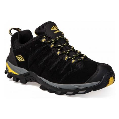 Umbro ILPO černá - Pánská treková obuv