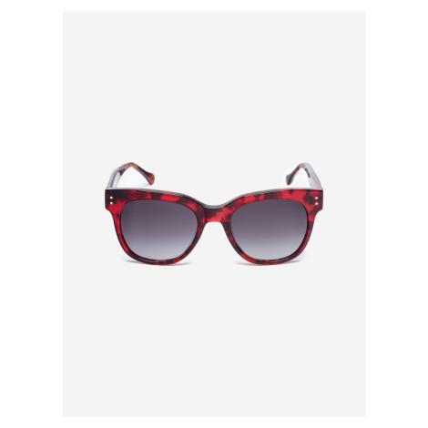 Sluneční brýle Pepe Jeans Červená