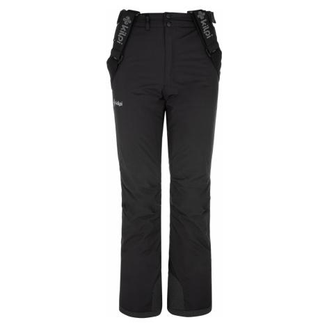 KILPI Dívčí lyžařské kalhoty EUROPA-JG NJ0030KIBLK Černá