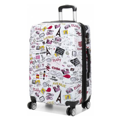 Cestovní kufr MADISSON 4W ABS M