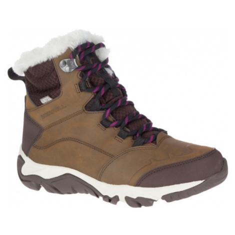 Merrell THERMO FRACTAL MID WP - Dámské zimní boty
