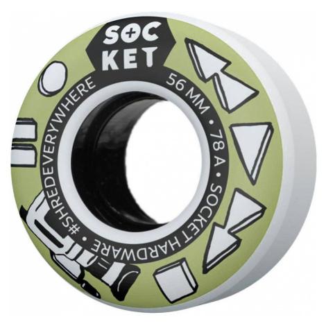 SK8 KOLA SOCKET Cruiser Camera - zelená