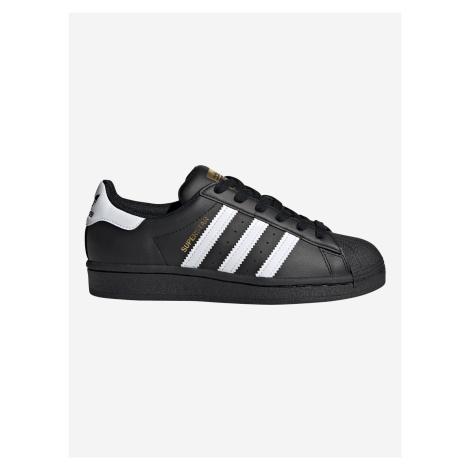 Superstar Tenisky dětské adidas Originals Černá