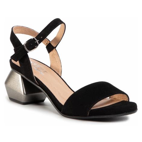Sandály EKSBUT - 3B-5879-136 Černá