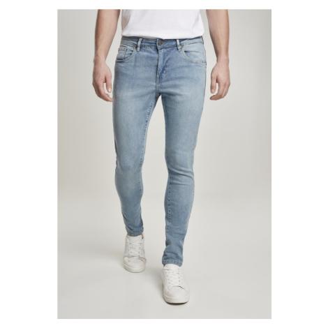 Slim Fit Jeans - mid deep blue Urban Classics