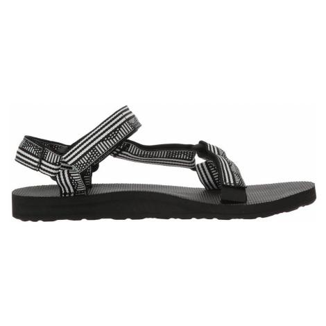 Teva Original Universal L, černá/bílá Dámské sandále Teva