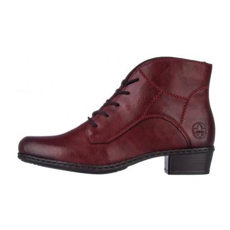 Kotníčková obuv RIEKER Y0713-35