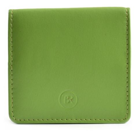BRIGHT Peněženka na mince Zelená, 8 x 2 x 8 (KP00-A13940-74KUZ)