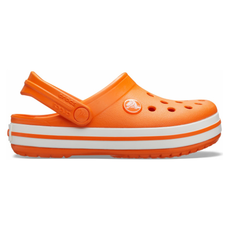 Crocs Crocband Clog K Orange C8