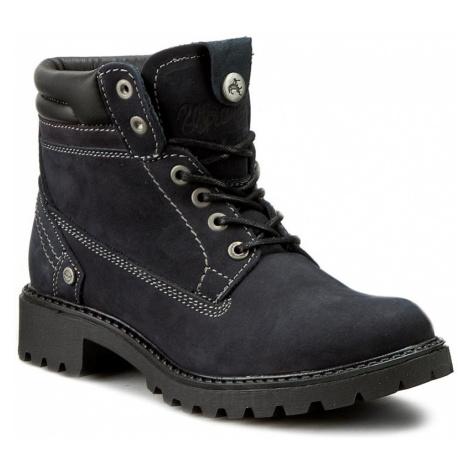 Turistická obuv WRANGLER - Creek WL162500 Navy 16