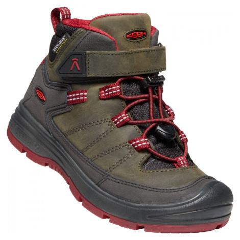 Dětské boty Keen Redwood MID WP C Dětské