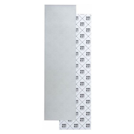 SK8 GRIP SOCKET CLEAR - bílá