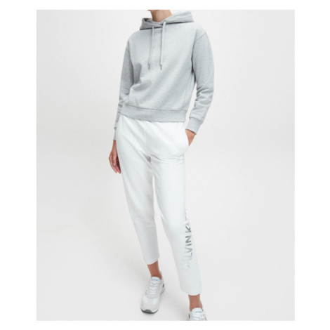 Calvin Klein Calvin Klein dámské bílé teplákové kalhoty STRETCH INNOVATION JOGG PANT