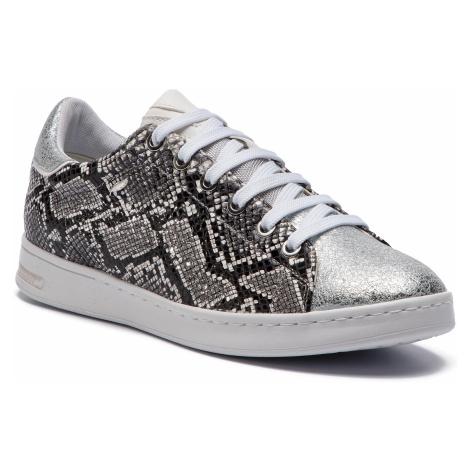 Sneakersy GEOX - D Jaysen A D621BA 041VI C0504 Black/White