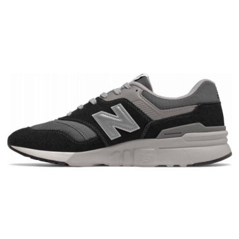 New Balance CM997HBK černá - Pánská volnočasová obuv