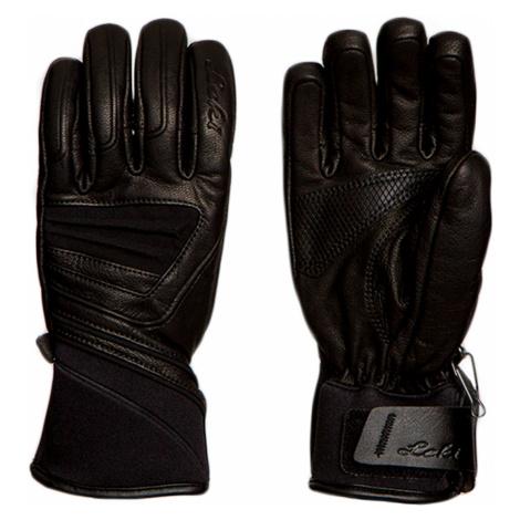 Lyžařské rukavice Leki GRIFFIN S LADY černá