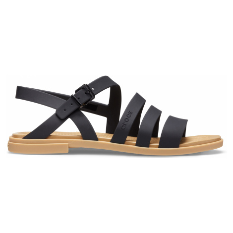 Crocs Crocs Tulum Sandal W Black/Tan W8