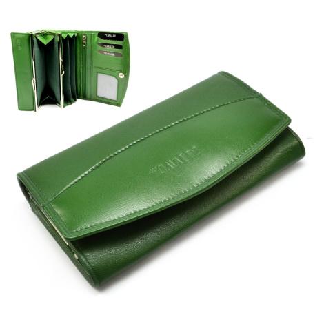 Velká peněženka dámská kožená Cavaldi
