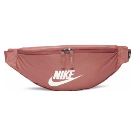 Nike HERITAGE světle růžová - Ledvinka