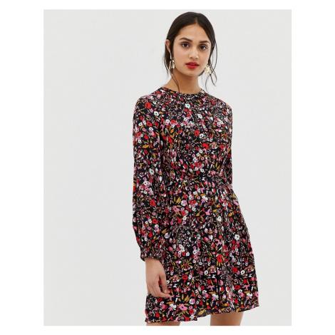 Whistles Floral Meadow mini dress