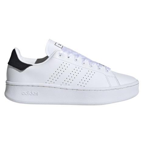 Obuv Adidas Adventage Bold - bílá