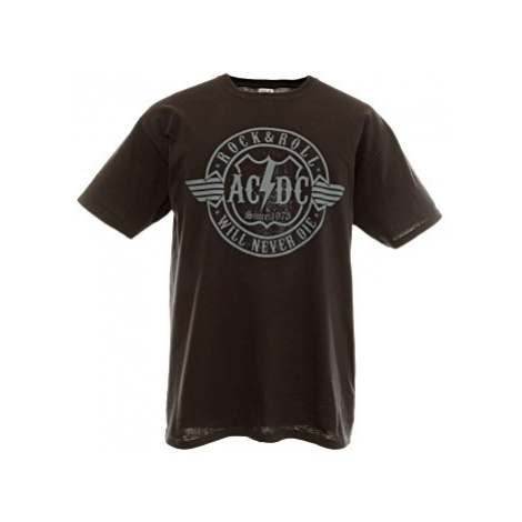 Triko AC/DC černé