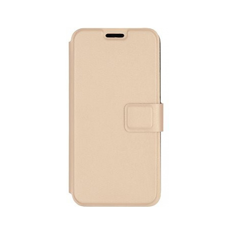 iWill Book PU Leather Case pro Apple iPhone 11 Pro Gold