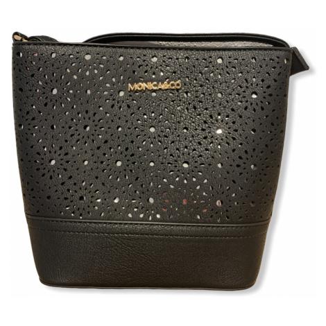 Dámská kabelka Noemi, černá Monica&Co