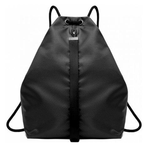 Černý moderní voděodolný vak Olivier Lulu Bags
