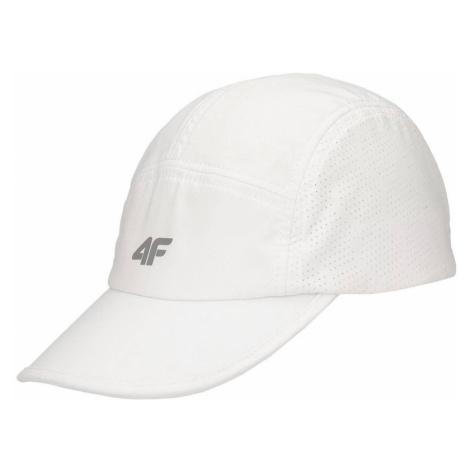 4F MEN'S CAP CAM002 Bílá